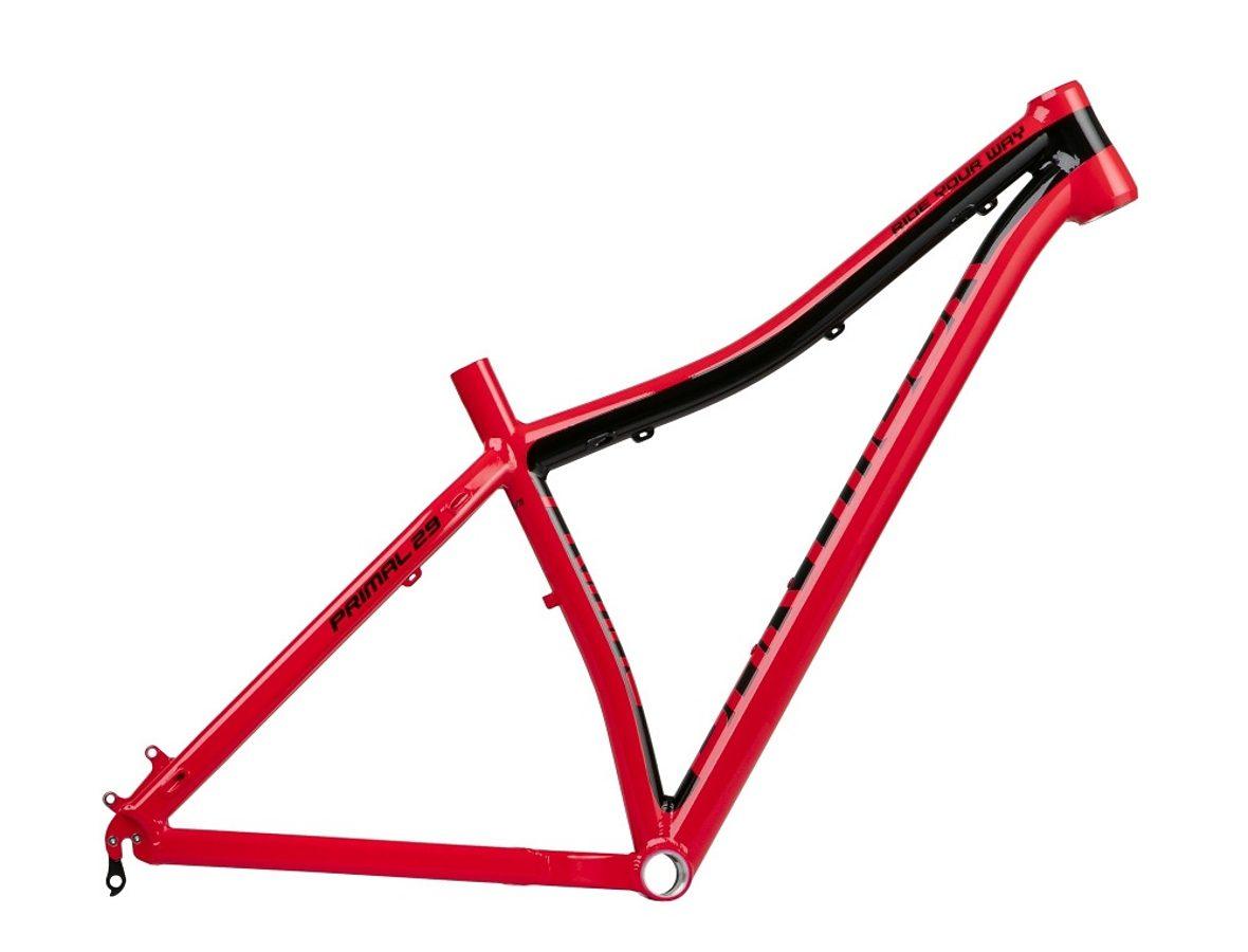 "DARTMOOR Fahrradrahmen »Primal 29"" Rahmen«"