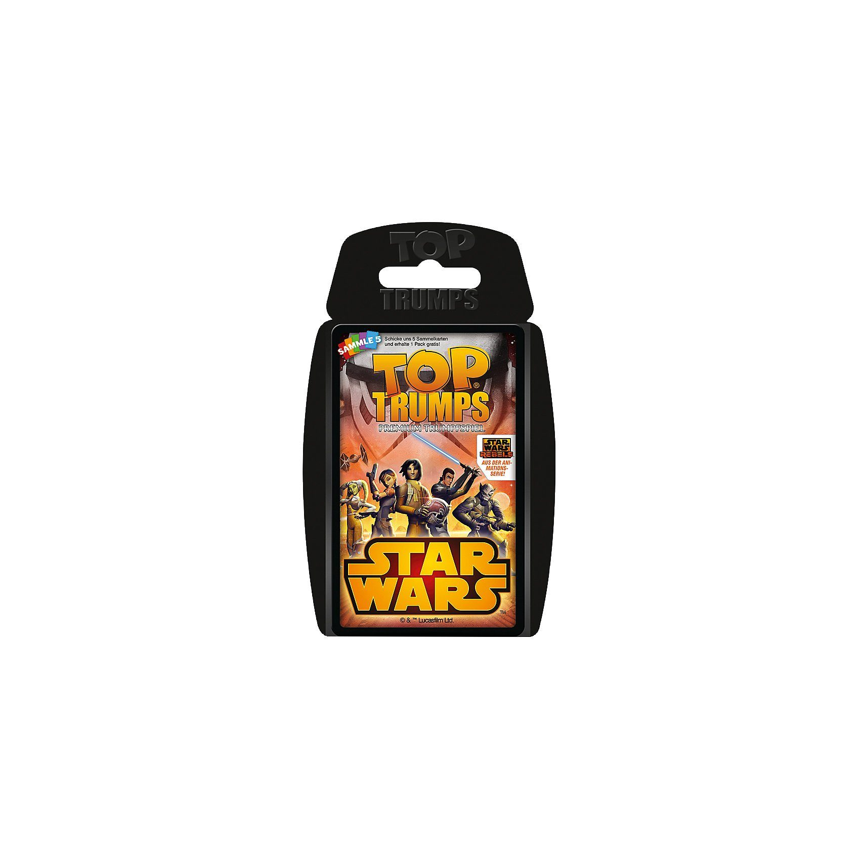 Winning Moves Top Trumps - Star Wars Rebels