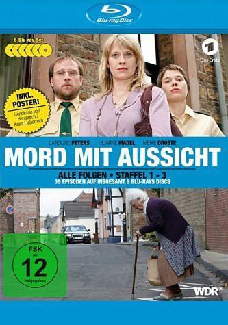Blu-ray »Mord Mit Aussicht - Staffel 1-3 (6 Bds)«