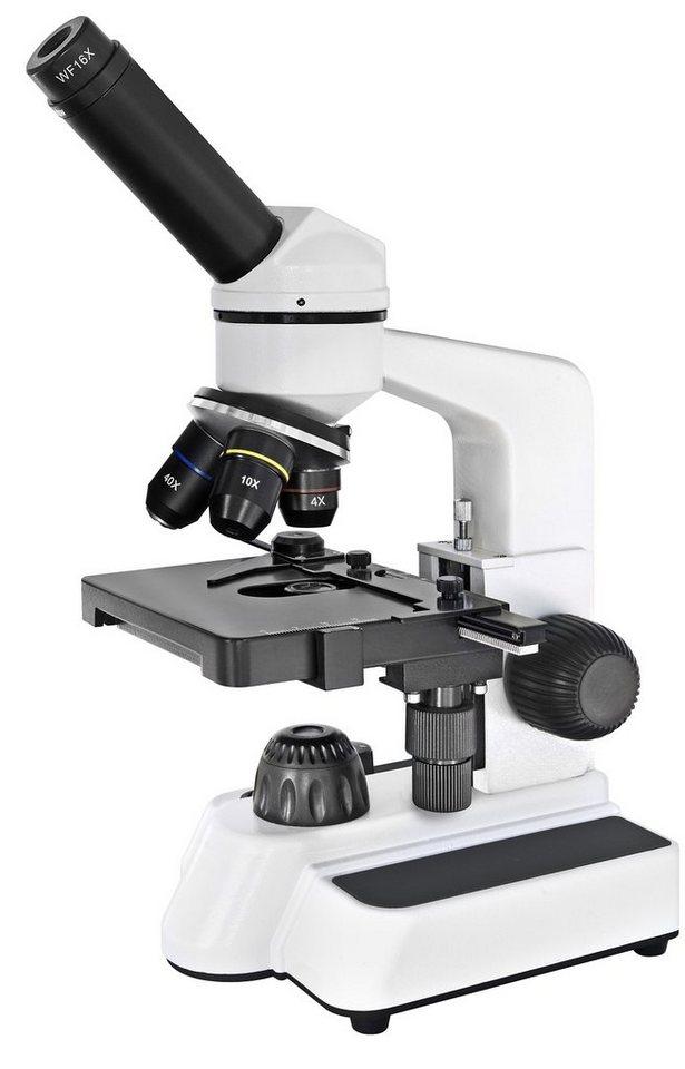 Bresser Mikroskop »BRESSER Biorit 20x-1280x Durchlicht Mikroskop«