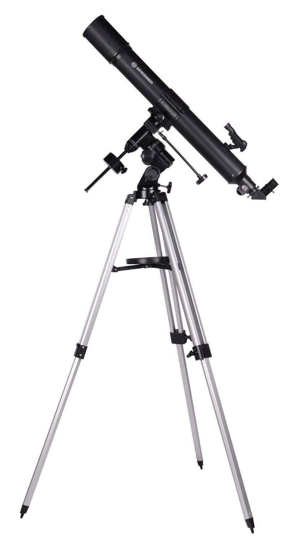 BRESSER Teleskop »BRESSER Quasar 80/900 EQ-Linsenteleskop«