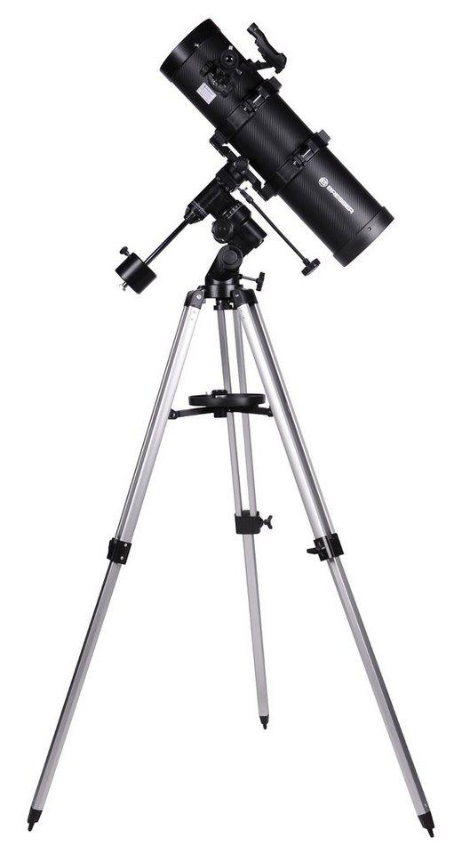 Bresser Teleskop »BRESSER Spica 130/650 EQ2 Spiegelteleskop«