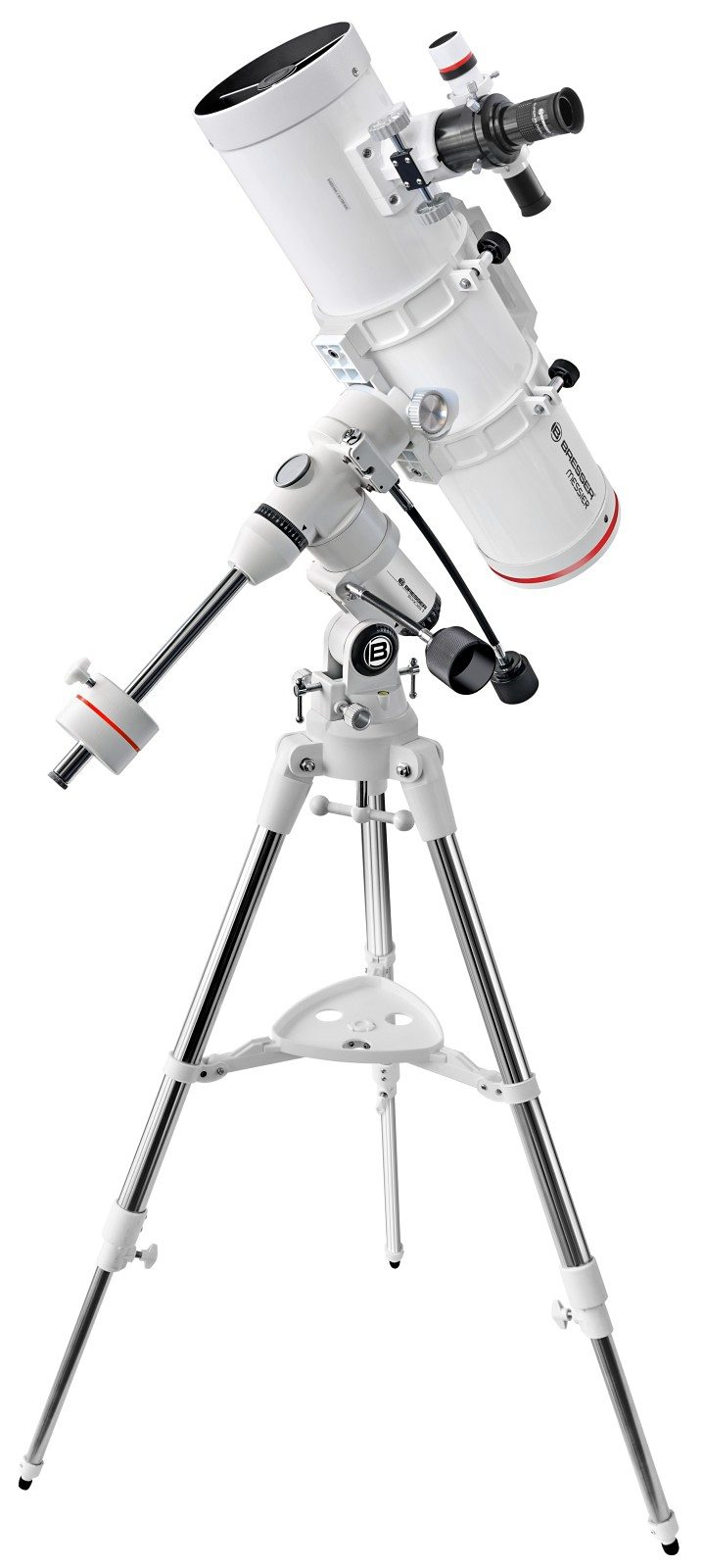 BRESSER Teleskop »BRESSER Messier NT-130/650 parab. EXOS-1/EQ4«