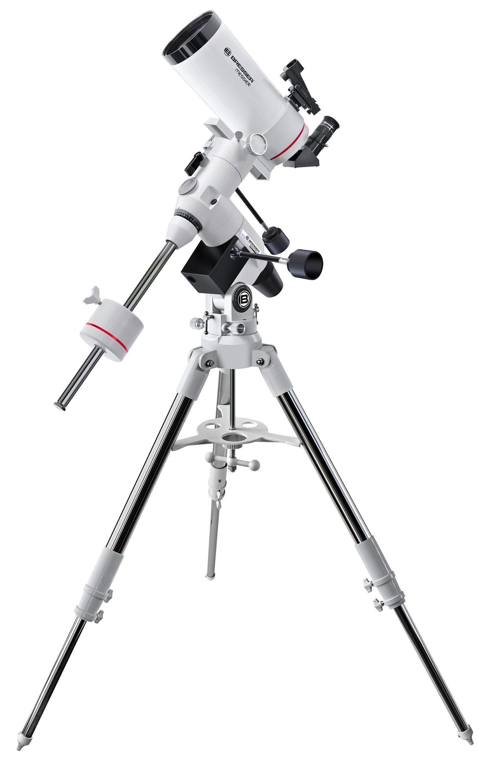 BRESSER Teleskop »BRESSER Messier MC-100/1400 EXOS-2 Teleskop«