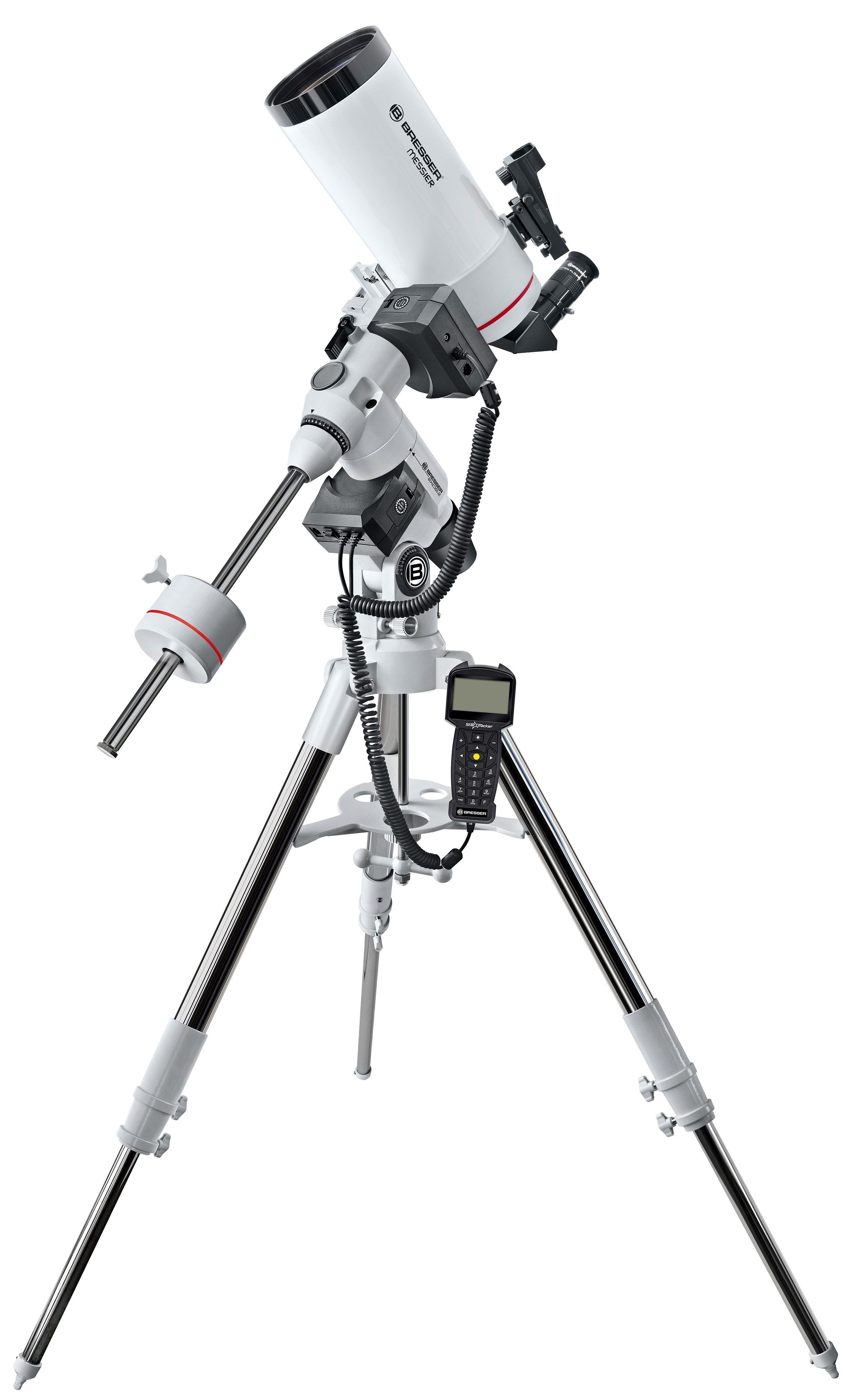 BRESSER Teleskop »BRESSER Messier MC-100/1400 EXOS-2 GoTo«