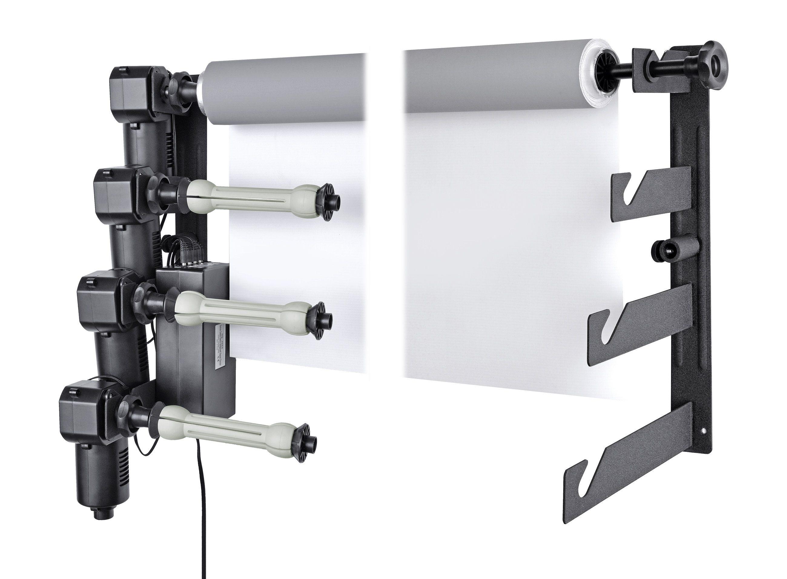 BRESSER Fotostudio »BRESSER Elektrisches Aufhängesystem für 4 Rollen«