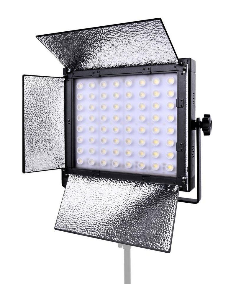 BRESSER Fotostudio »BRESSER LE-1900 LED Flächenleuchte 192W/18.000LUX«