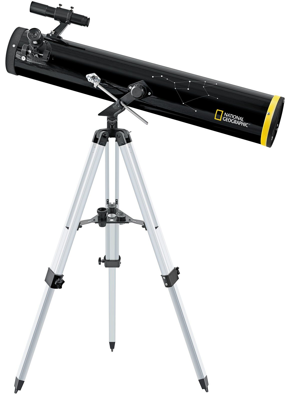 BRESSER Teleskop »NATIONAL GEOGRAPHIC 114/900 Reflektor Teleskop AZ«