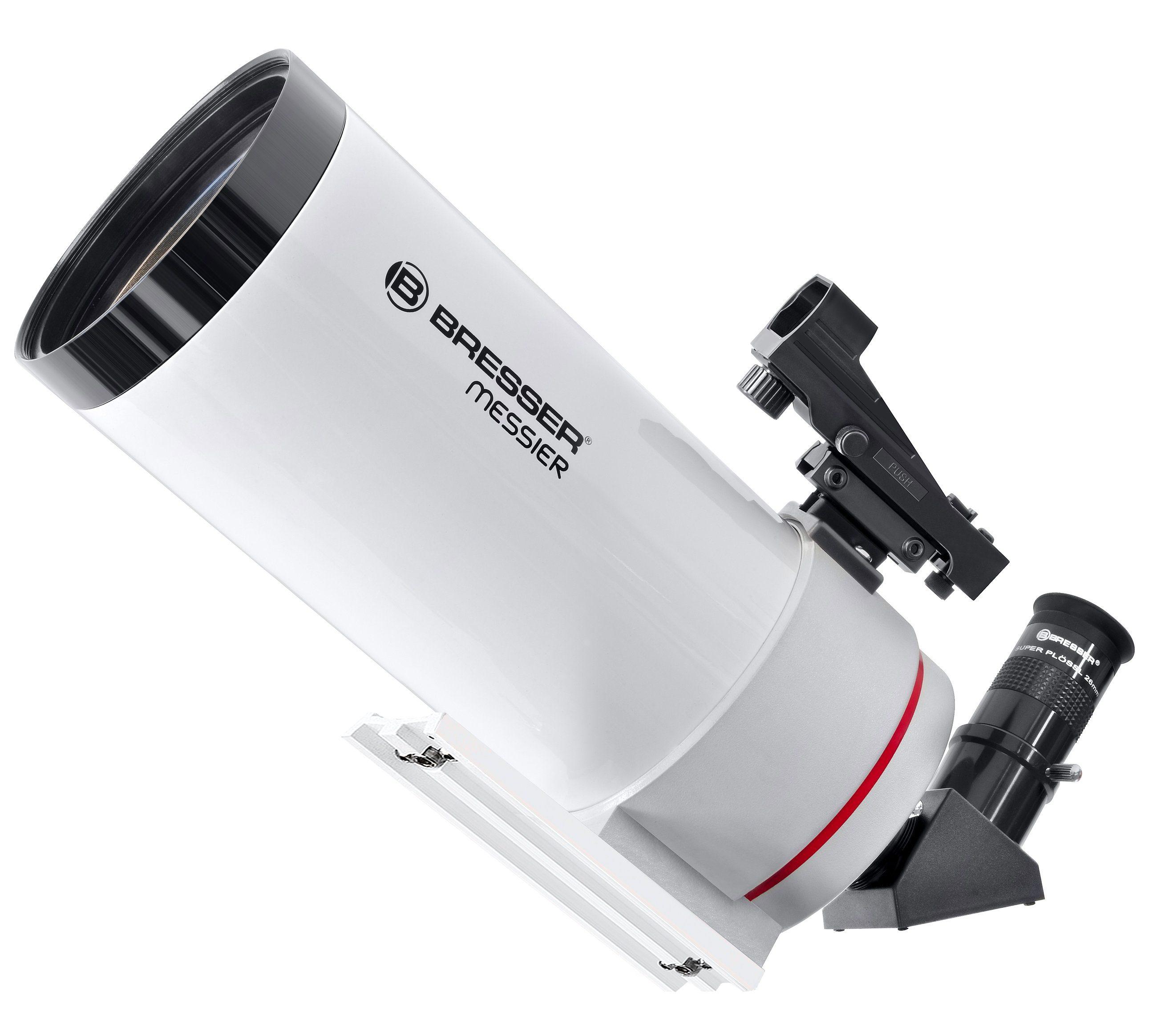 BRESSER Teleskop »BRESSER Messier MC-100/1400 OTA Optischer Tubus«