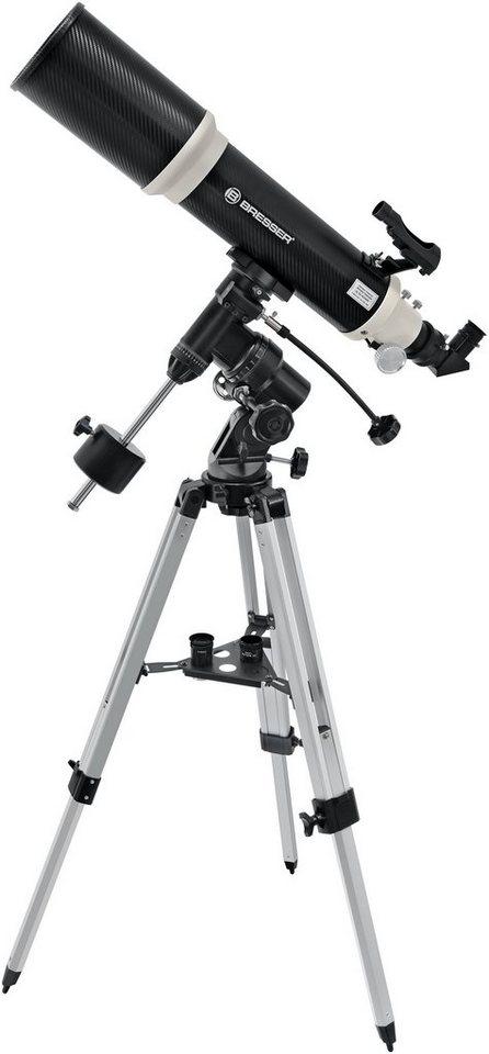 Bresser Teleskop »BRESSER AR-102/600 EQ-3 AT-3 Refraktor«
