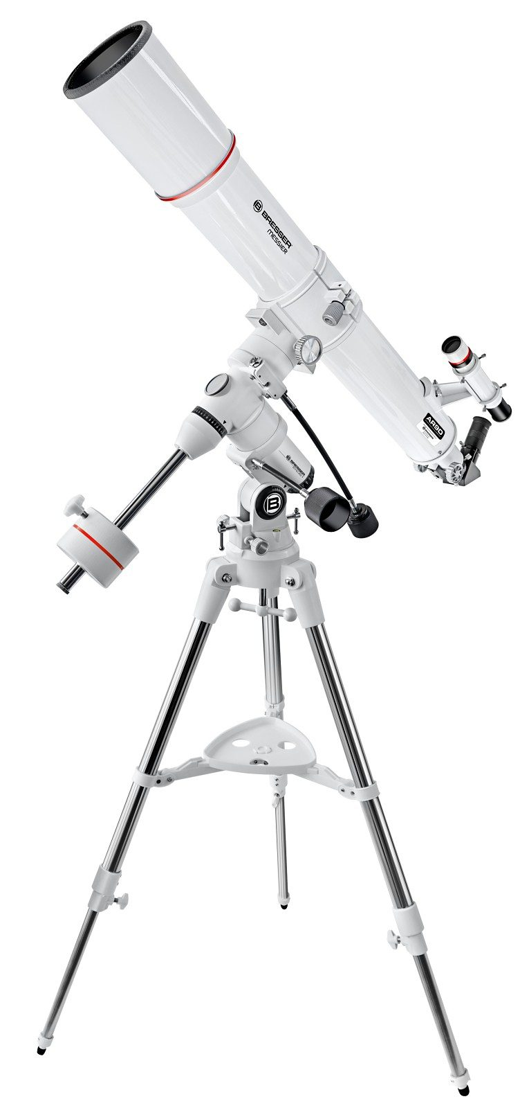BRESSER Teleskop »BRESSER Messier AR-90/900 EXOS1/EQ4 Teleskop«