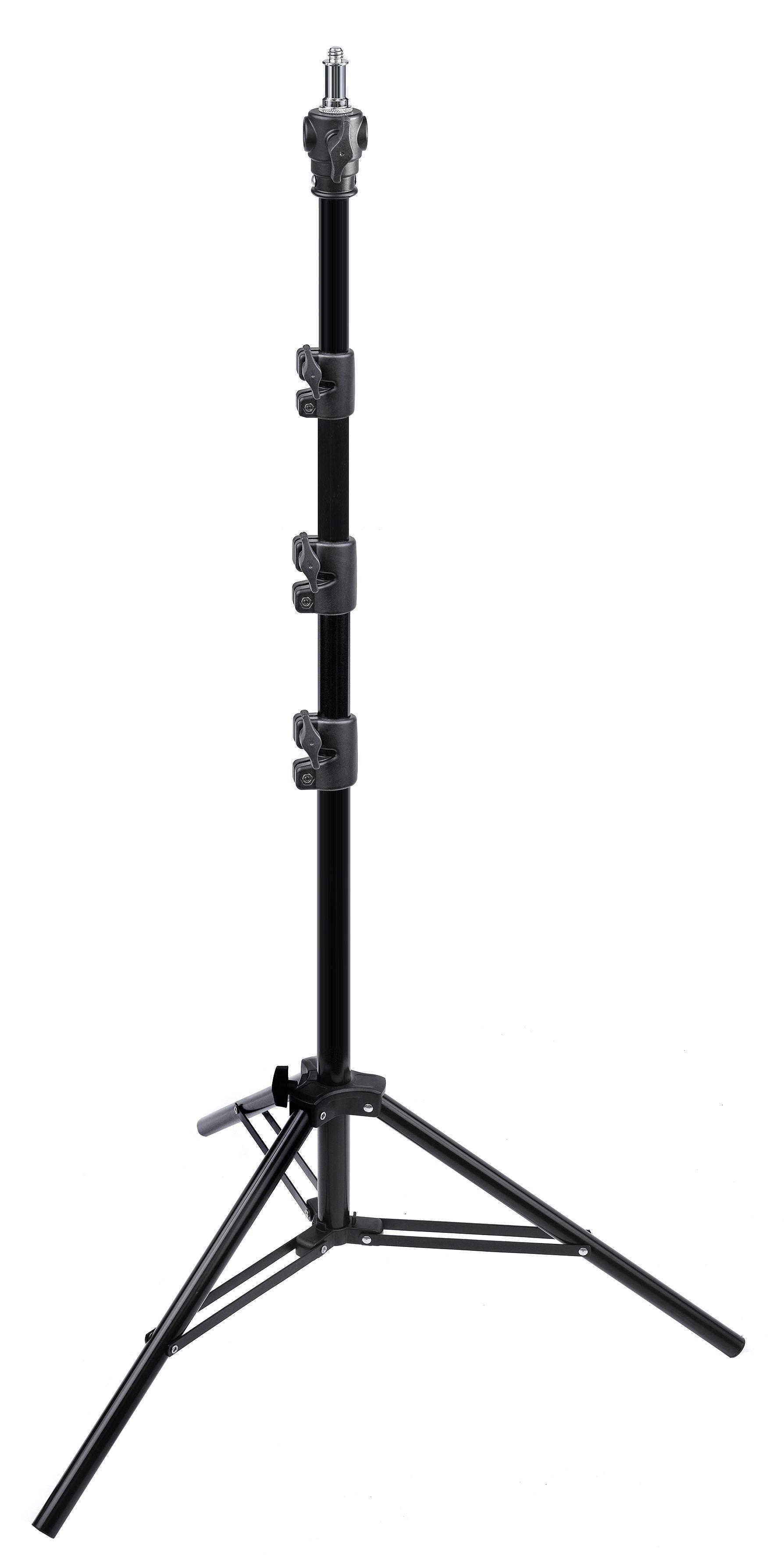 BRESSER Fotostudio »BRESSER D-15 luftgefedertes Lampenstativ 220cm«