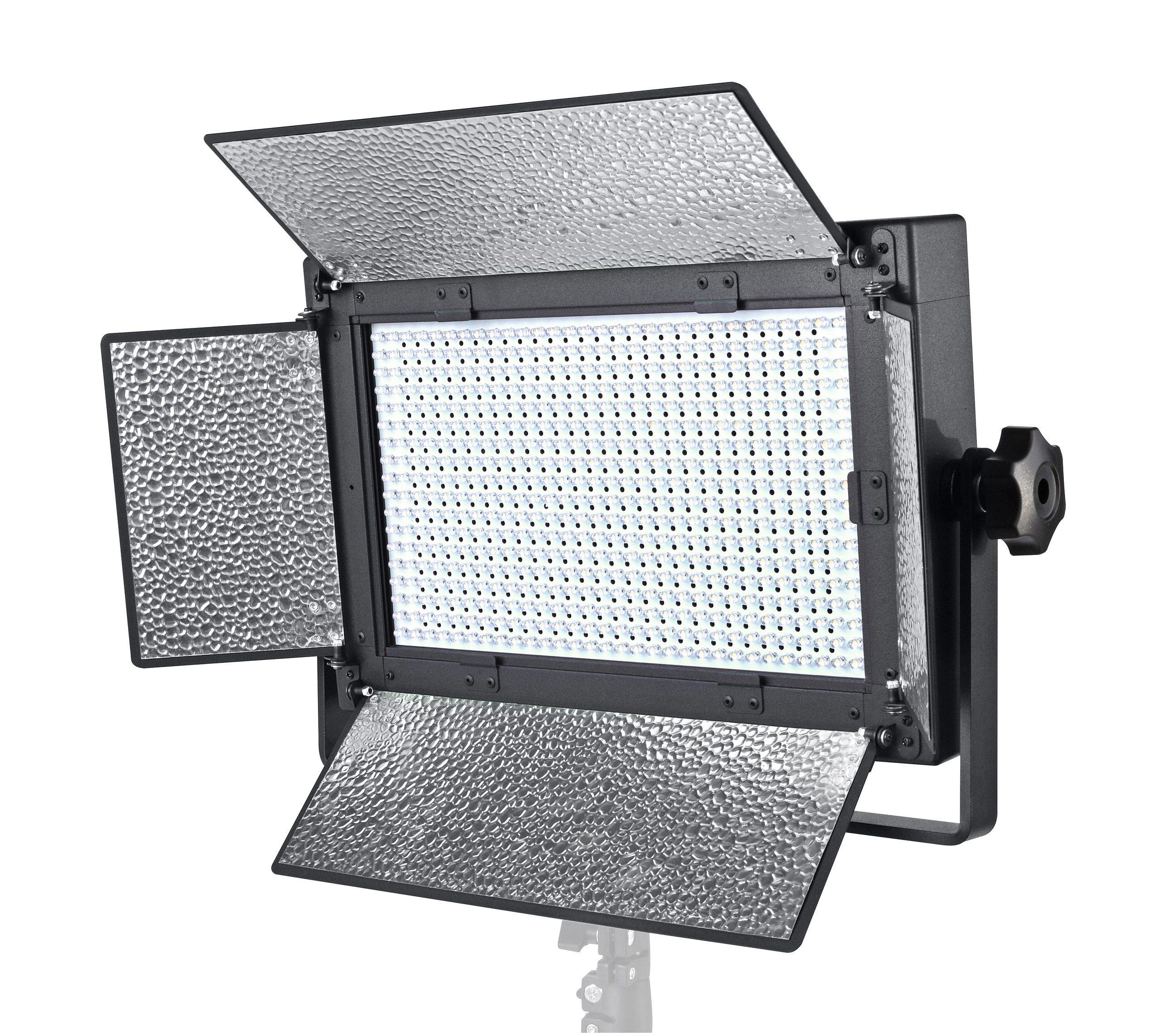 BRESSER Fotostudio »BRESSER LG-500 LED Flächenleuchte 30W/4.600LUX«