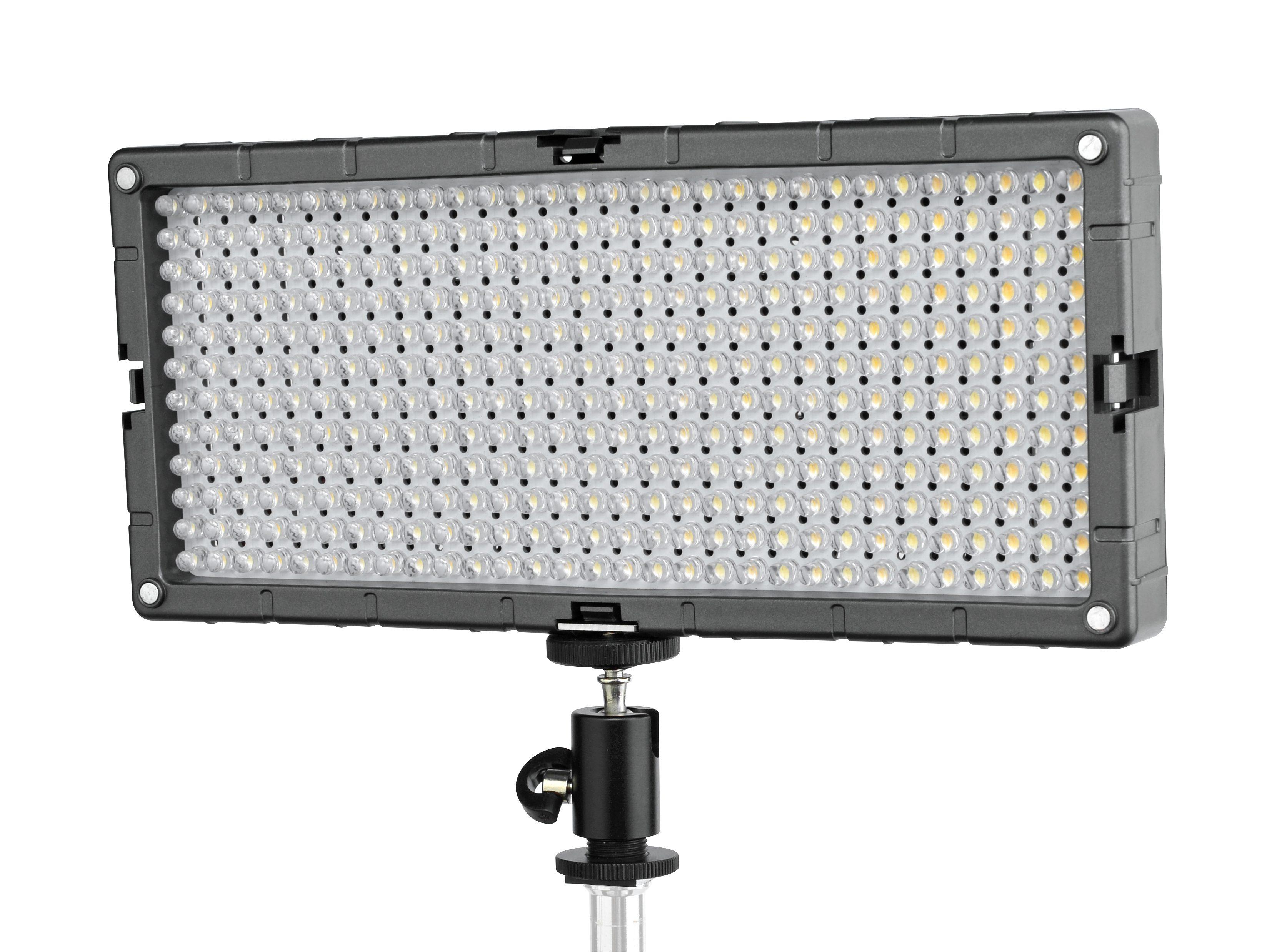 BRESSER Fotostudio »BRESSER LED Video-Flächenleuchte 21.6W/2.400LUX«