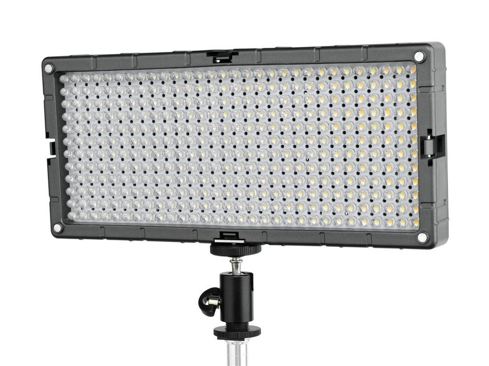 BRESSER Fotostudio »BRESSER LED Video-Flächenleuchte 21,6W/1.200LUX«
