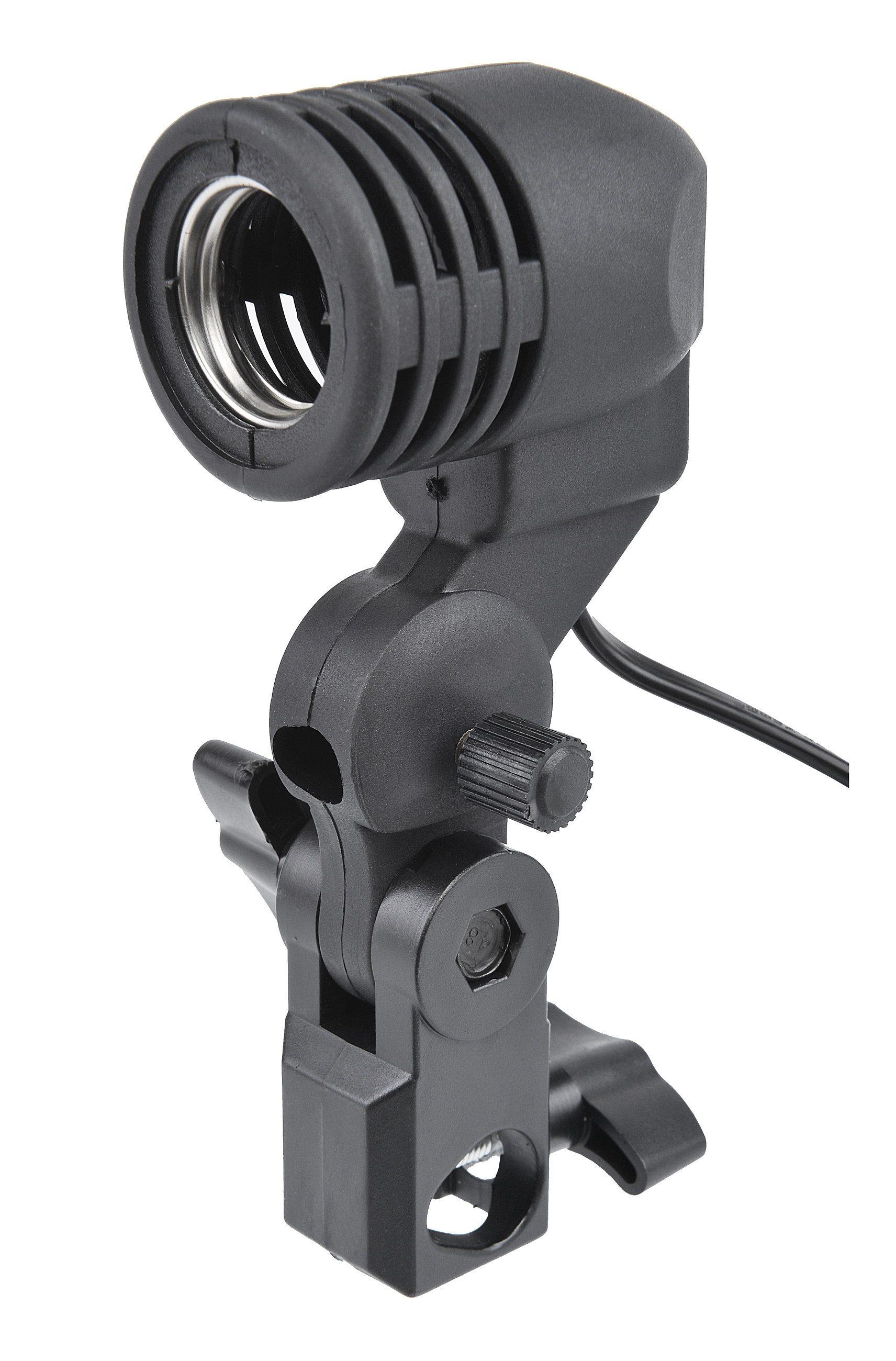 BRESSER Fotostudio »BRESSER MM-01 Universeller Lampenhalter für 1 Lamp«