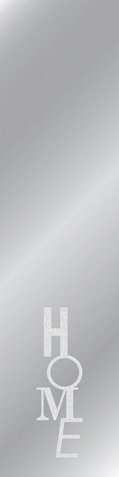 Eurographics, Kunstspiegel, »Home II«, 30/120 cm in silber