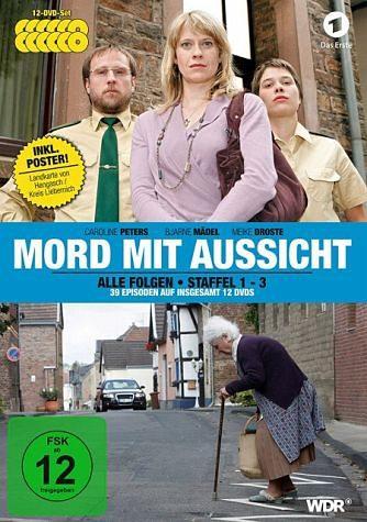 DVD »Mord mit Aussicht - Staffel 1-3 inkl....«