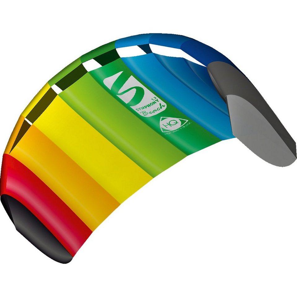 HQ Symphony Beach III 1.3 Rainbow in bunt