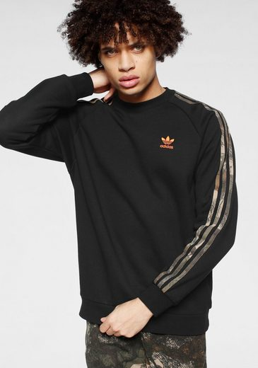 adidas Originals Sweatshirt »CAMO CREWNECK«