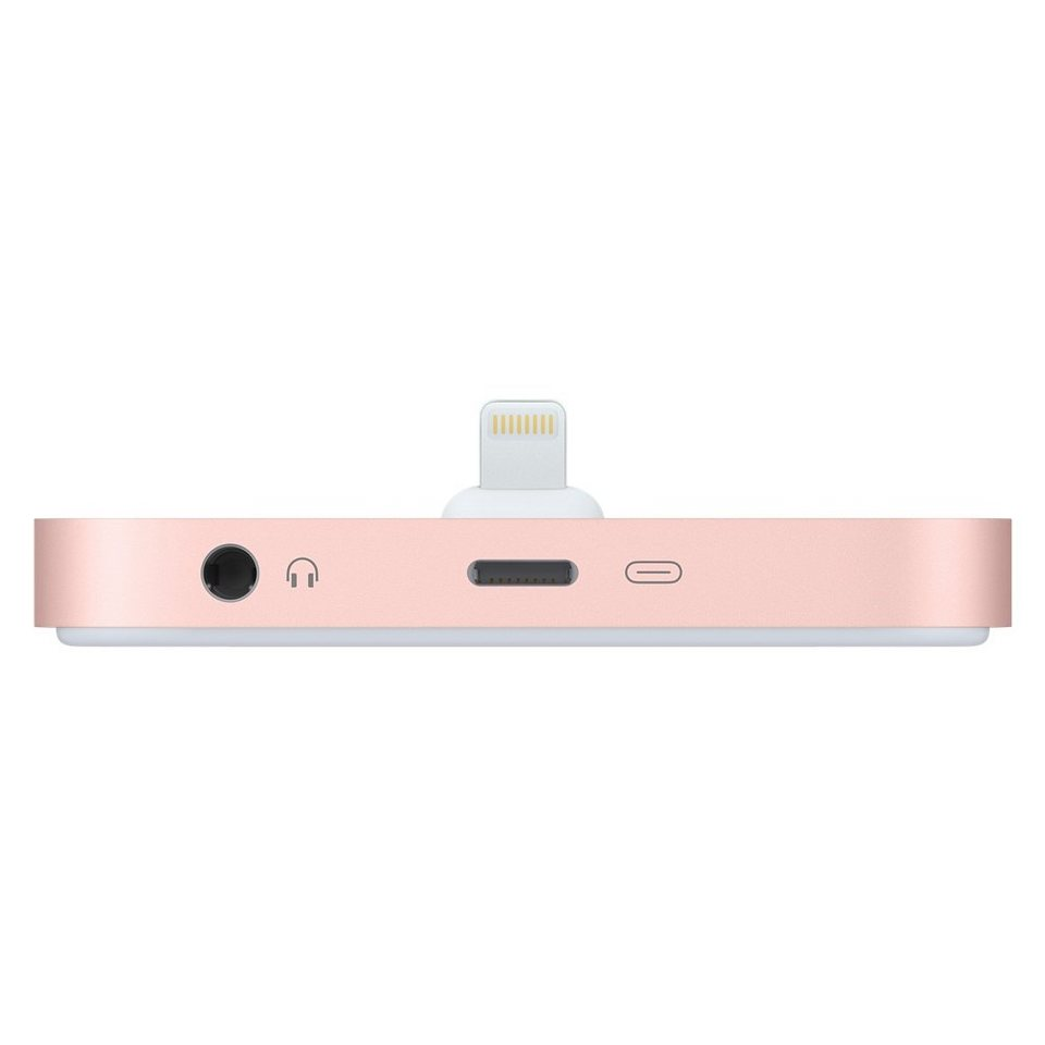 apple kabel adapter iphone lightning dock rose gold online kaufen otto. Black Bedroom Furniture Sets. Home Design Ideas