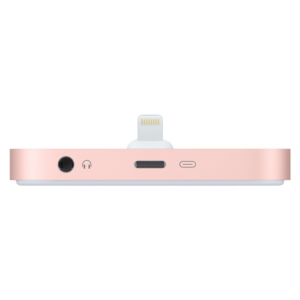Apple Kabel & Adapter »iPhone Lightning Dock Rose Gold«