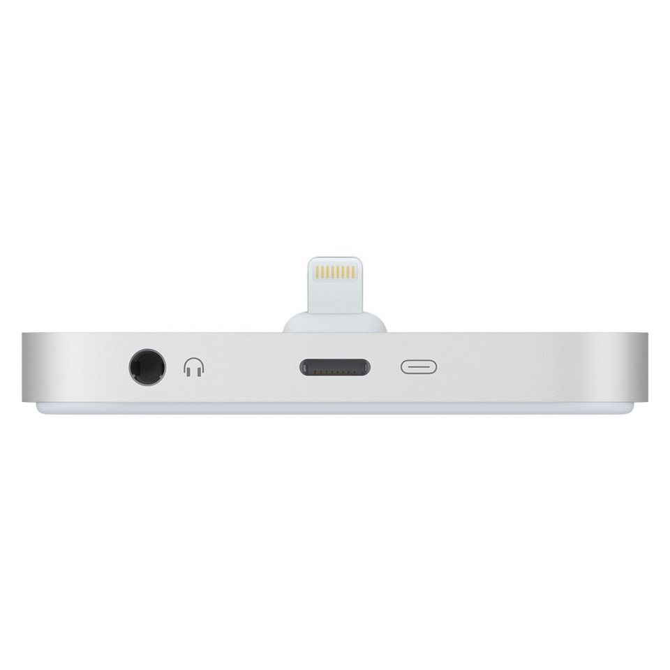 Apple Kabel & Adapter »iPhone Lightning Dock Space Silver«