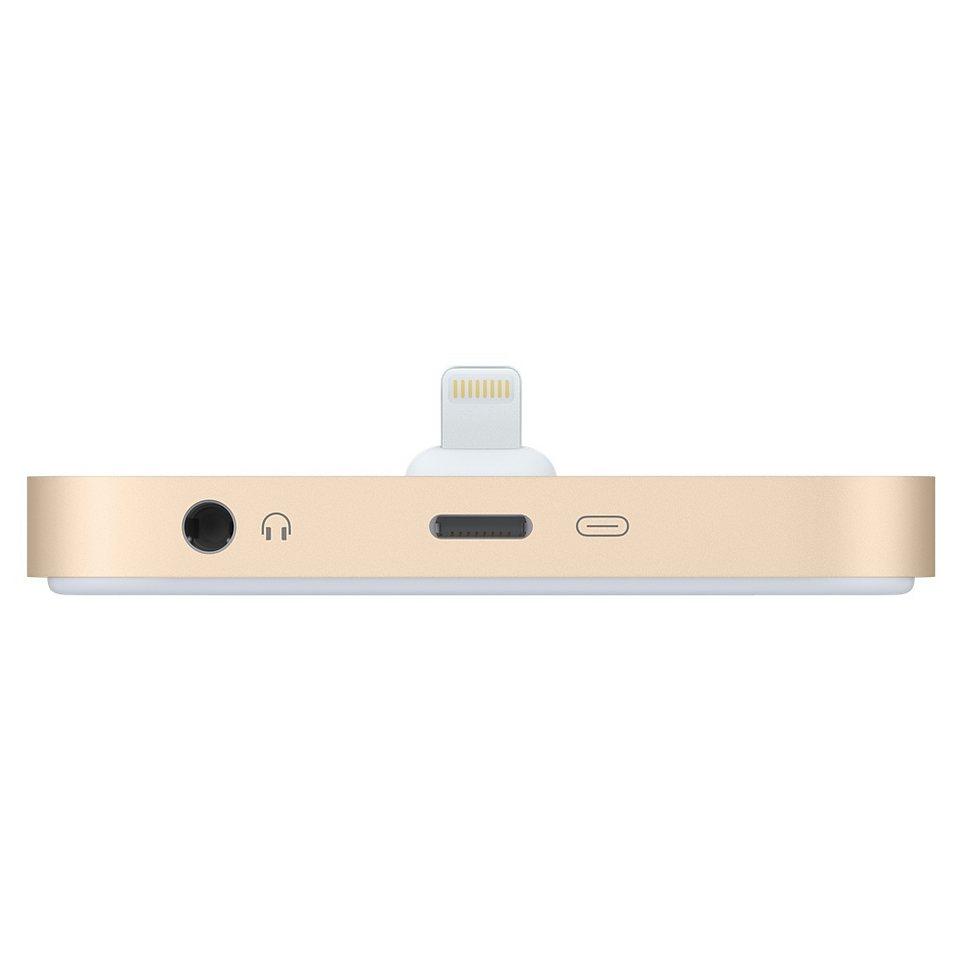 Apple Kabel & Adapter »iPhone Lightning Dock Gold«