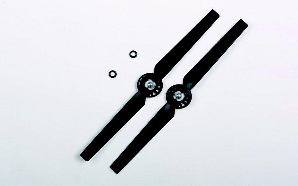 Yuneec Rotorblätter A Drehung rechts »Propeller für Q5004K / Q500G / Q500« in schwarz
