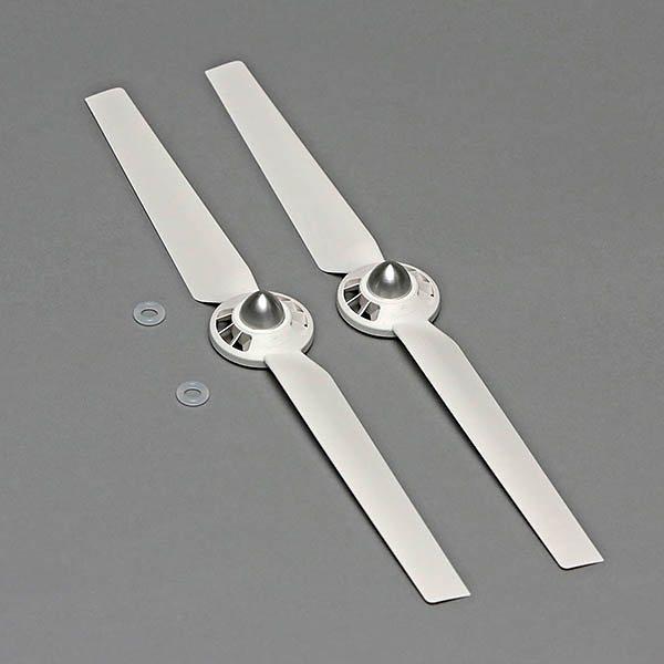 Yuneec Rotorblätter A Drehung rechts »Propeller für Q500 / Q500+« in silber