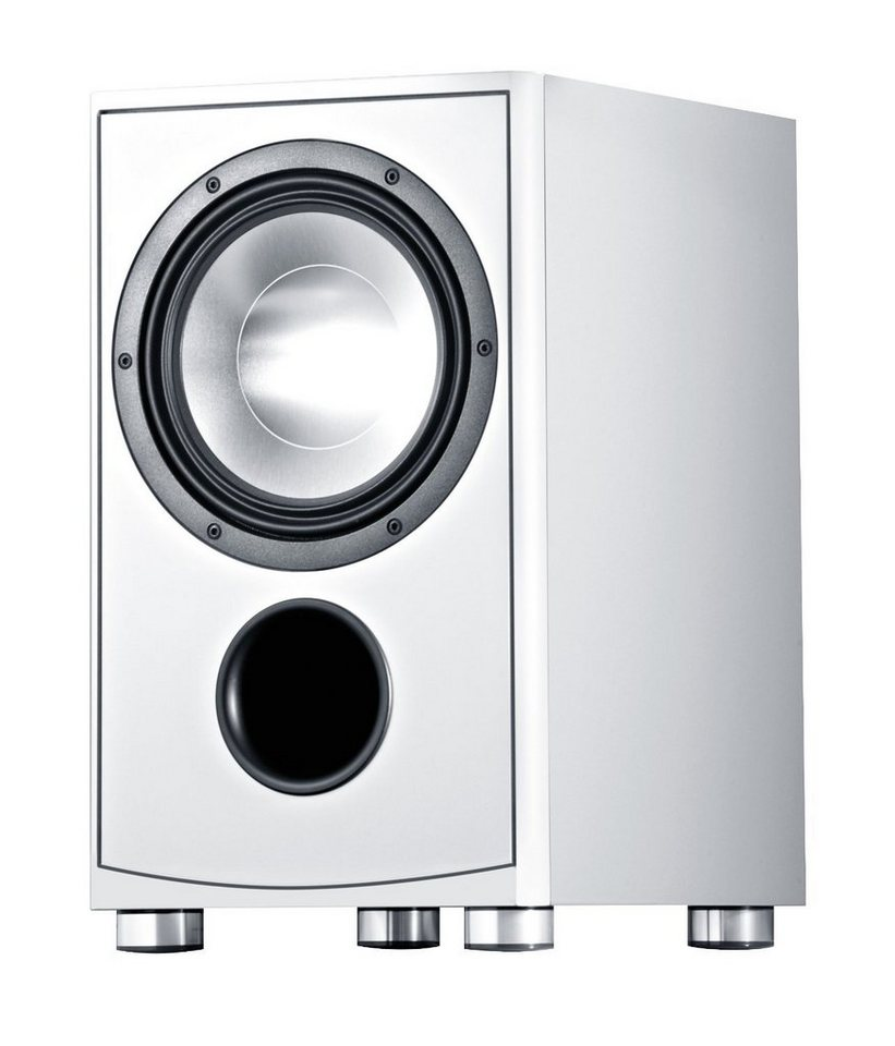 Canton Subwoofer »AS 85.2 SC« in weiss