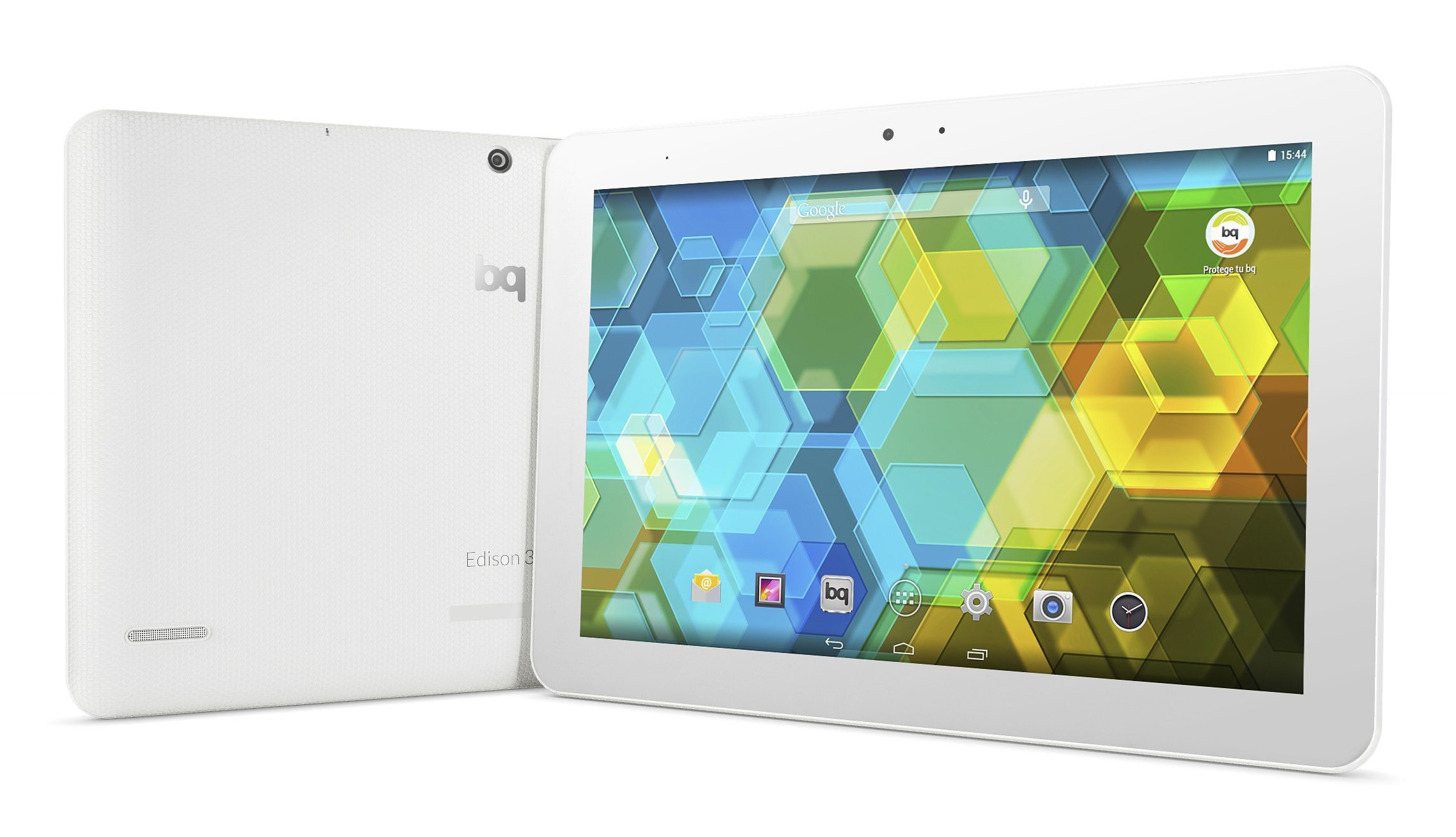 bq Android Tablet »Edison 3 10.1 WiFi 16+1 GB«