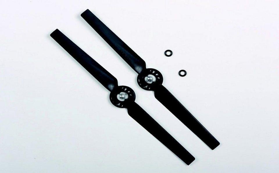 Yuneec Rotorblätter B Drehung links »Propeller für Q5004K / Q500G / Q500« in schwarz