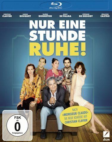 Blu-ray »Nur eine Stunde Ruhe!«