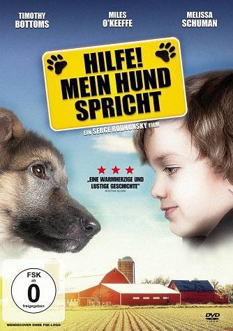 DVD »Hilfe! Mein Hund spricht«