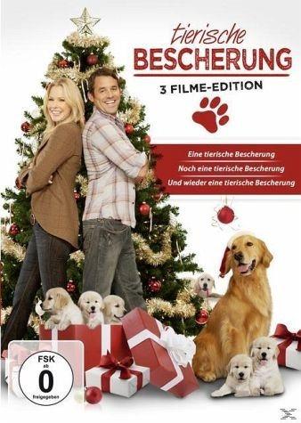 DVD »Tierische Bescherung DVD-Box«
