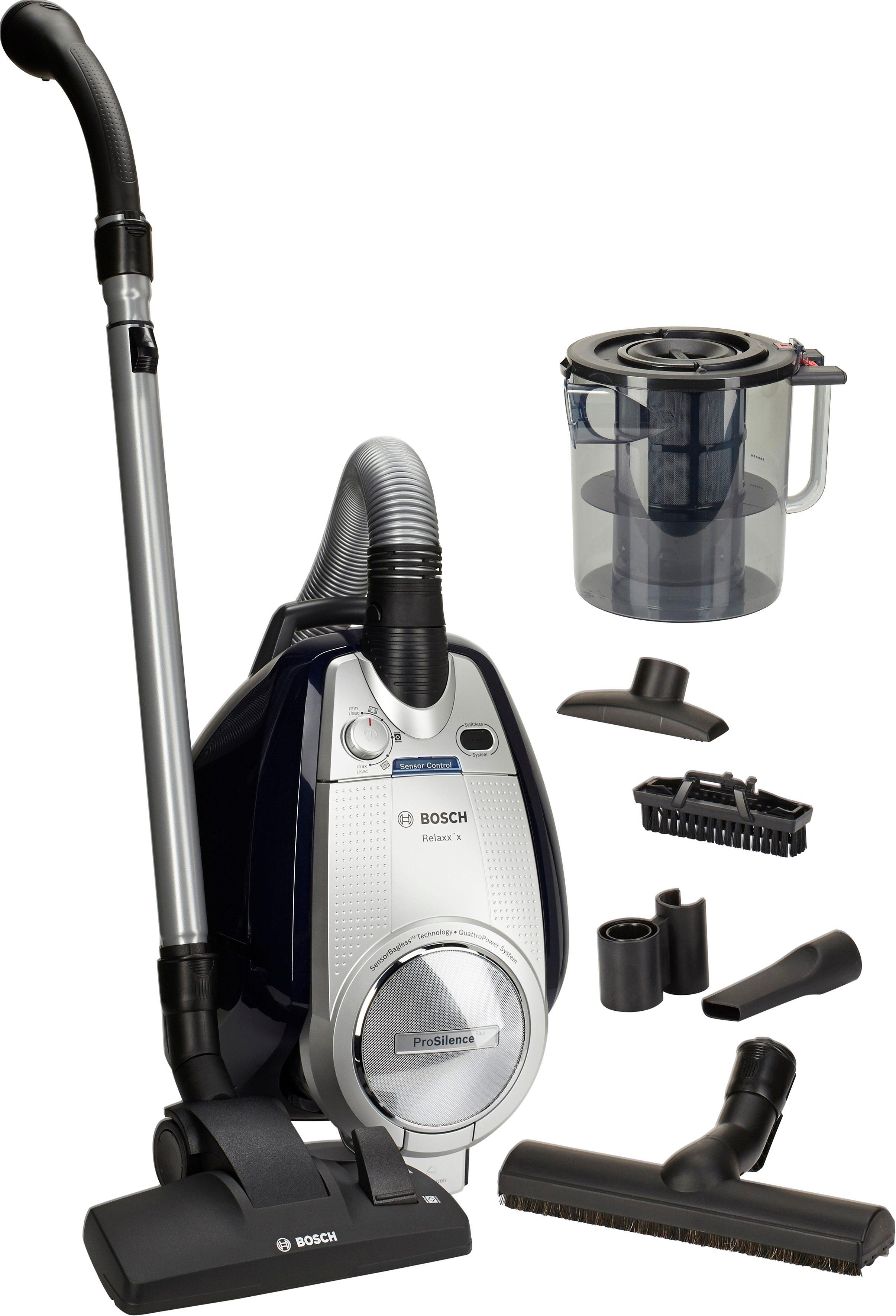 Bosch Bodenstaubsauger Relaxx'x ProSilence Plus BGS5330A, beutellos, Energieeffizienzklasse B