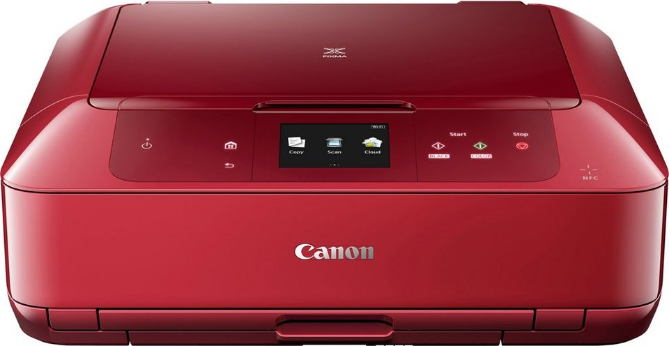 Canon MG7752 Multifunktionsdrucker in rot