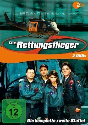 DVD »Die Rettungsflieger - Die komplette zweite...«