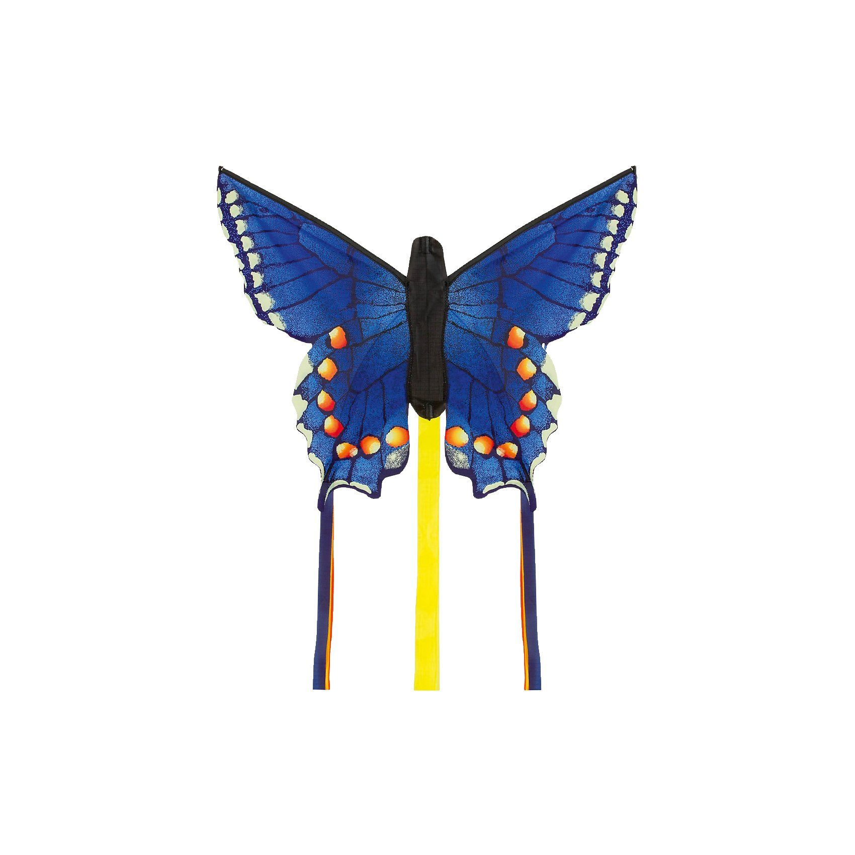 "HQ Butterfly Kite Swallowtail Blue ""R"""