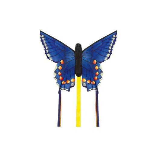 """HQ Butterfly Kite Swallowtail Blue """"R"""""""