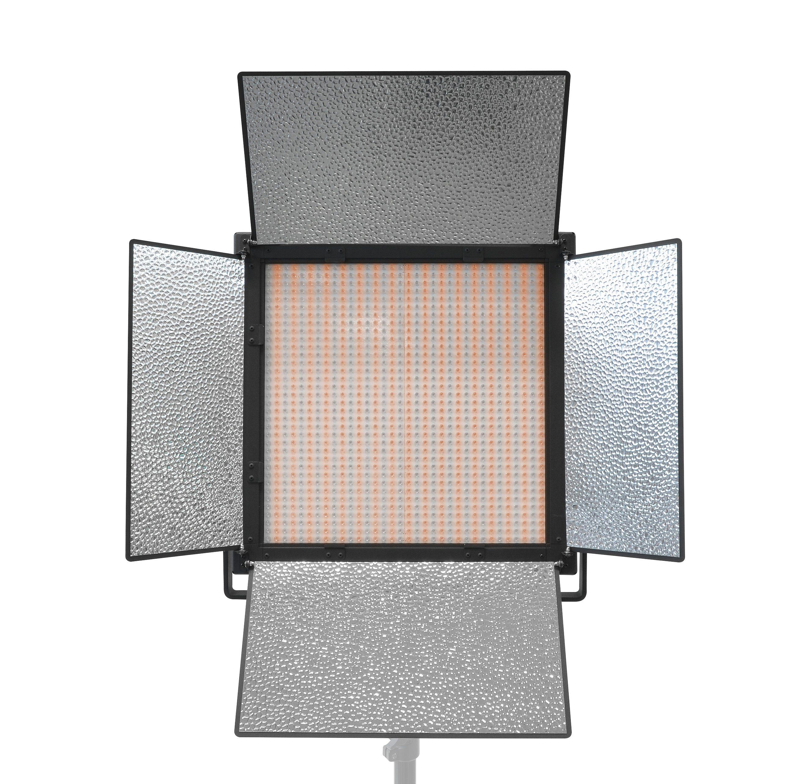 BRESSER Fotostudio »BRESSER LED Flächenleuchte BiColor 37,5W/5.600LUX«
