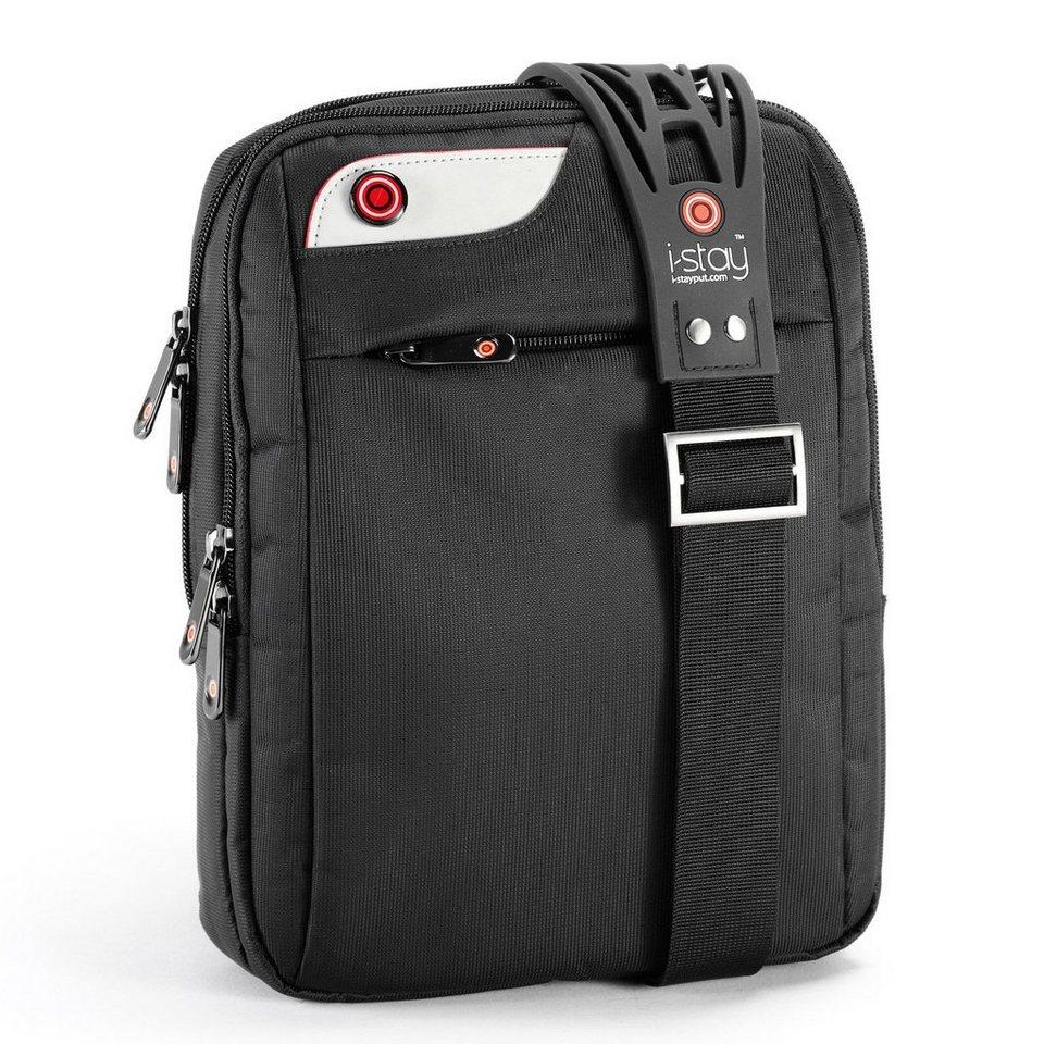 I-STAY Design »iPad/Tablet Tasche 25,6 cm 10,1 Zoll schwrz«