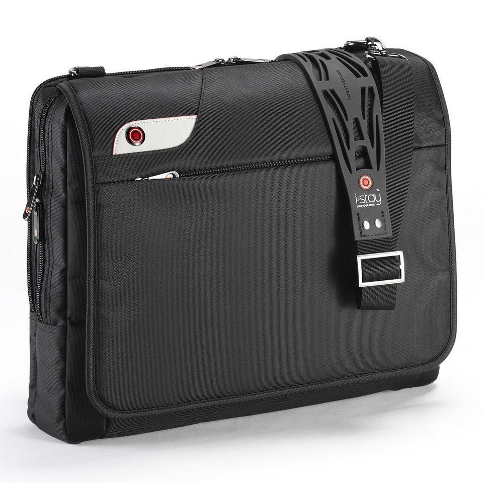 i stay design laptop tasche messenger 39 6 cm 15 6 zoll s. Black Bedroom Furniture Sets. Home Design Ideas