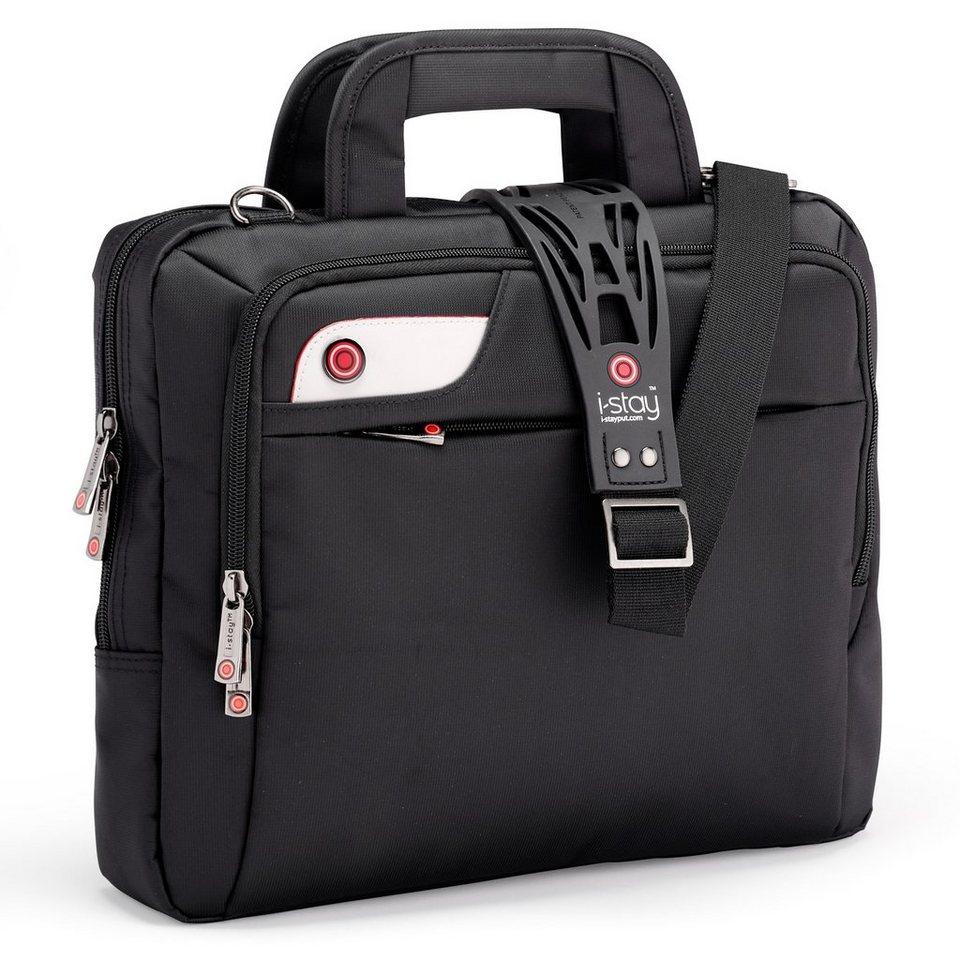 I-STAY Design »Netbook Tasche 33,8 cm 13,3 Zoll schwarz«