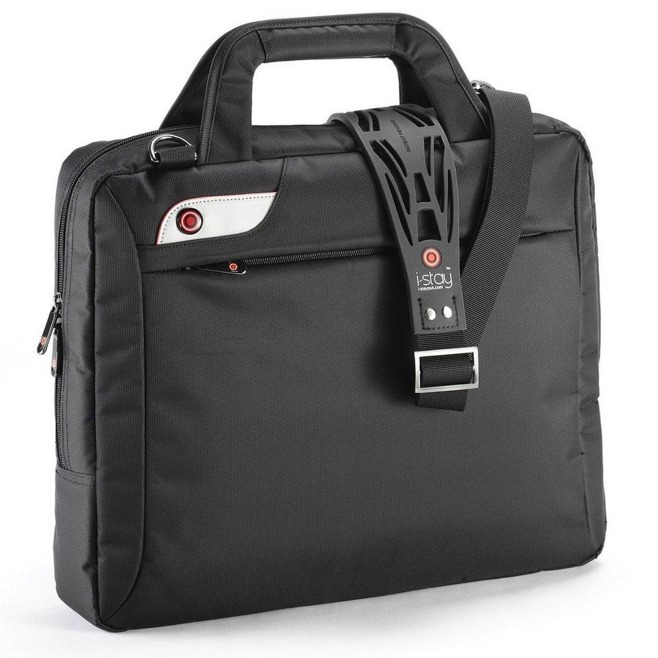 I-STAY Design »Laptop Tasche Slimline 39,6 cm 15,6 Zoll sw«