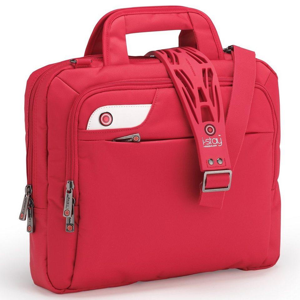 I-STAY Design »Netbook Tasche 33,8 cm 13,3 Zoll rot«