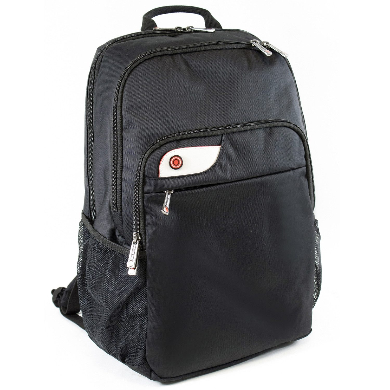 I-STAY Design »Laptop Rucksack 39,6 cm 15,6 Zoll schwarz«
