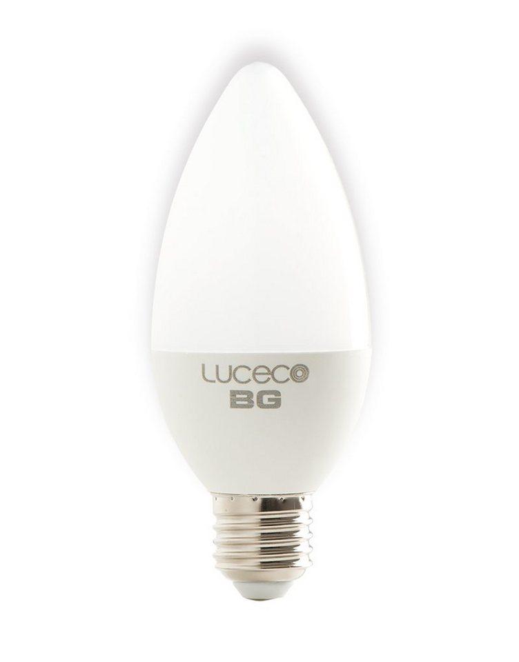 LUCECO LED Leuchtmittel »CANDLE E27 3,5W 250LM 2700K nicht dimmbar«