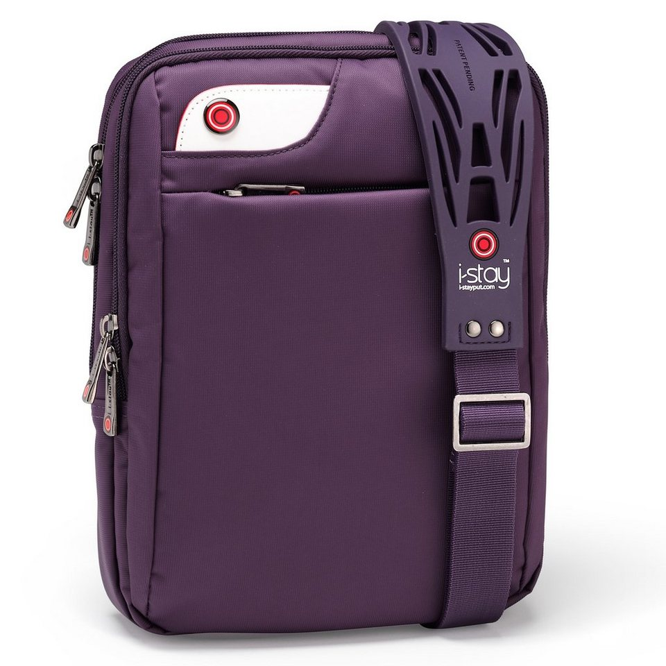 I-STAY Design »iPad/Tablet Tasche 25,6 cm 10,1 Zoll lila«
